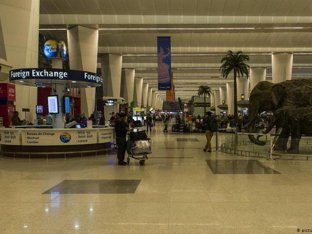 Mirip Film Hollywood, Pria Jerman Terjebak di Bandara India Selama 2 Bulan