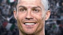 Ketika Rambut Ronaldo Hingga Messi Diwarnai Mirip Jersey Kebanggaan