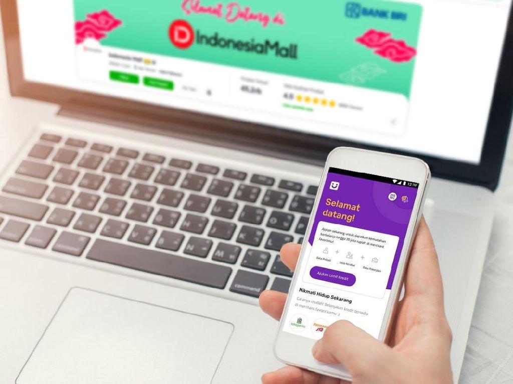 Hadapi New Normal, BRI Bantu Pedagang Pasar Lewat Platform Stroberi