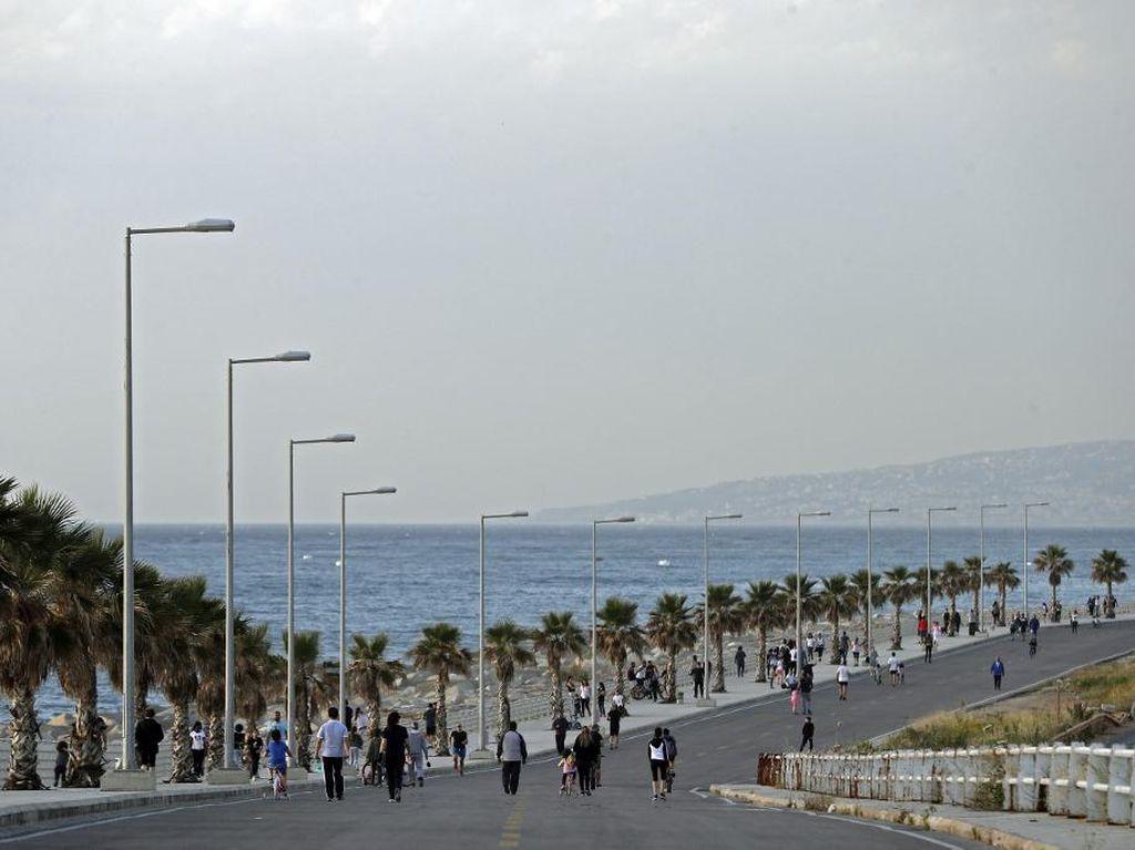 Cegah Gelombang Kedua Corona, Lebanon Terapkan Lockdown 4 Hari