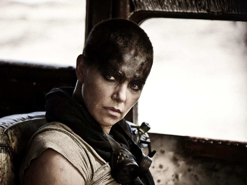 Furiosa Jadi Spinoff Mad Max: Fury Road