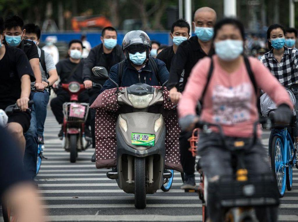 China Puyeng Gara-gara Pengangguran Merajalela