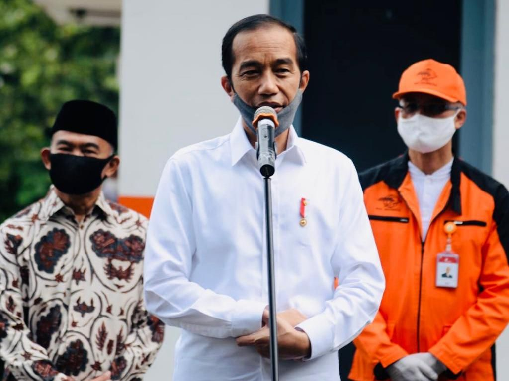 Pesan Terbaru Jokowi Minta Rakyat Disiplin hingga Tak Putus Asa Lawan Corona