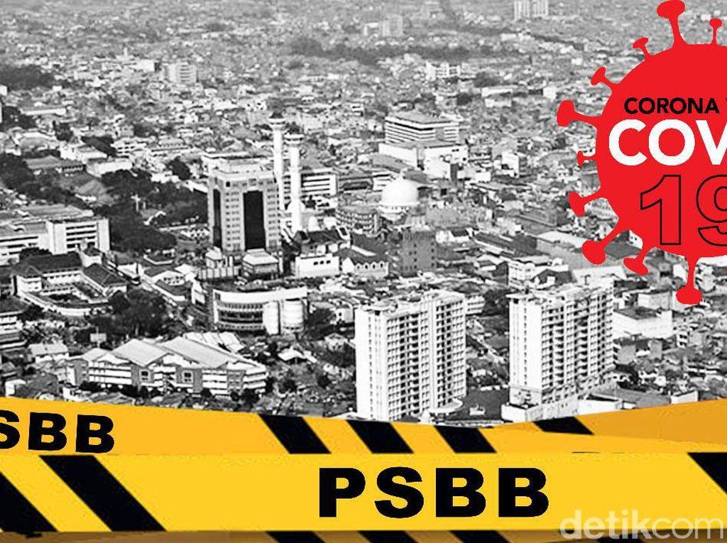 Ngamuk ke Petugas PSBB, Oknum Polisi di Bandung Dimutasi