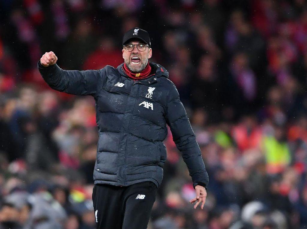Klopp Mentalnya Tangguh, Liverpool Juga Ikut Bagus