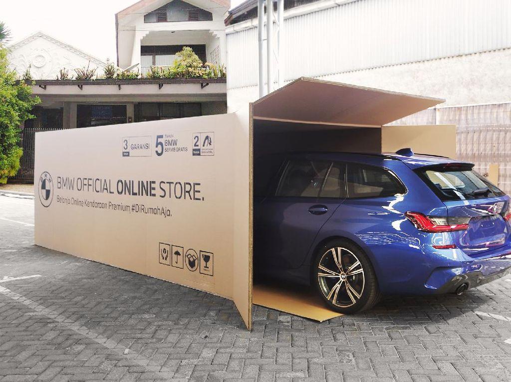 Viral, Beli BMW di Tokopedia Dikirimnya Dibungkus Kardus Raksasa