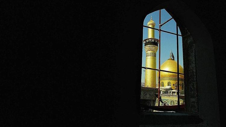 Masjid-masjid dengan Kubah Emas yang Memukau
