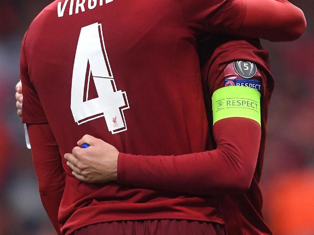 Dampak Besar Van Dijk di Ruang Ganti Liverpool