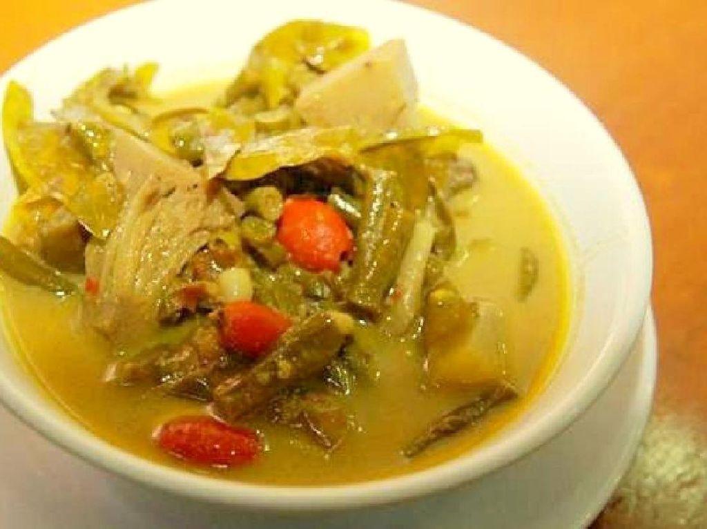 Mengenal Pliek U, Hidangan Autentik Aceh Dari Ampas Kelapa