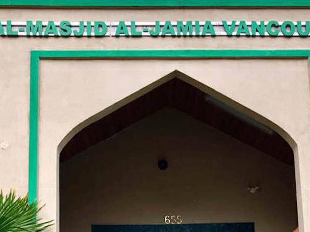 Pertama dalam Sejarah, Masjid Tertua Vancouver Siarkan Adzan Magrib