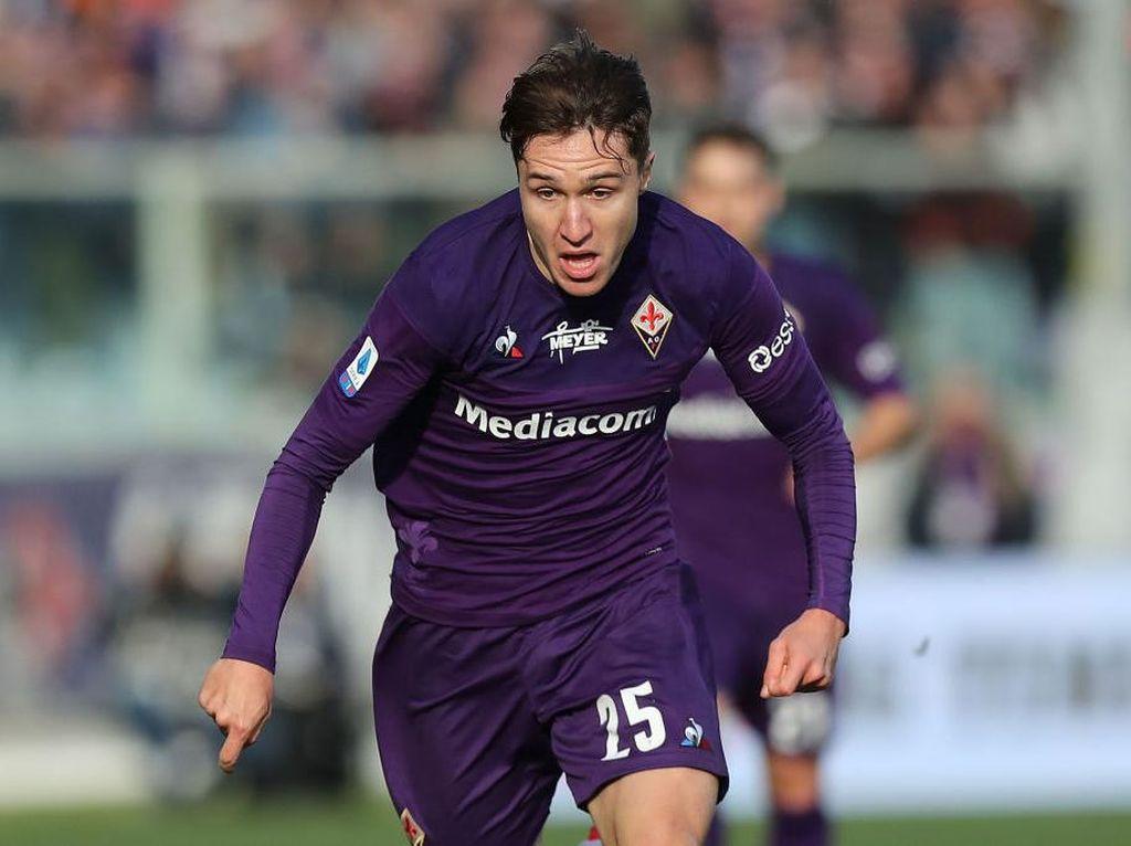 Bursa Transfer: Chiesa ke Juventus, Douglas Costa ke Bayern