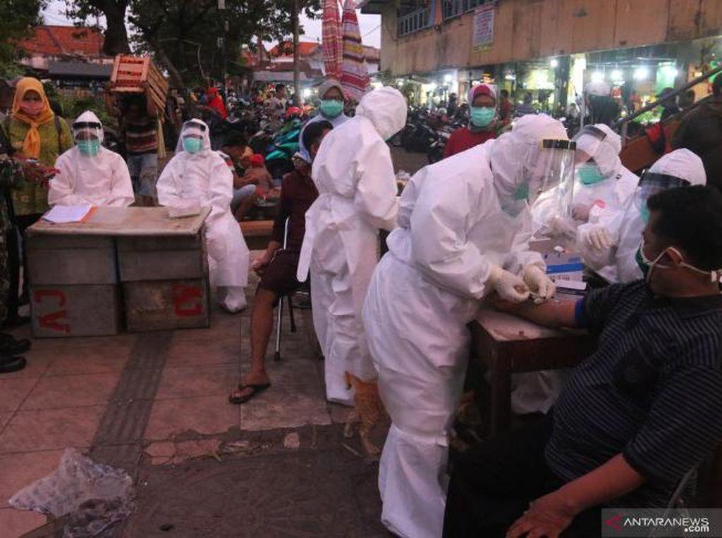 Surabaya Tambah 311 Kasus Positif Dalam Sehari, Ini Penyebabnya