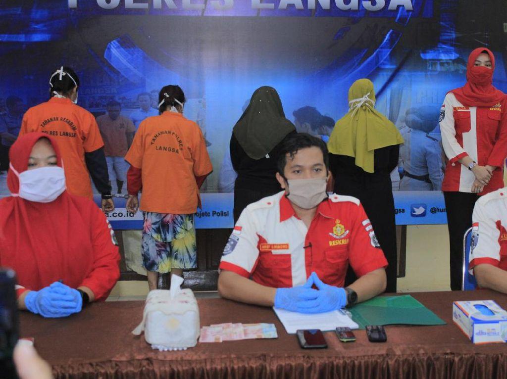 2 Muncikari Prostitusi Rp 400 Ribu di Aceh Terancam Hukuman Cambuk