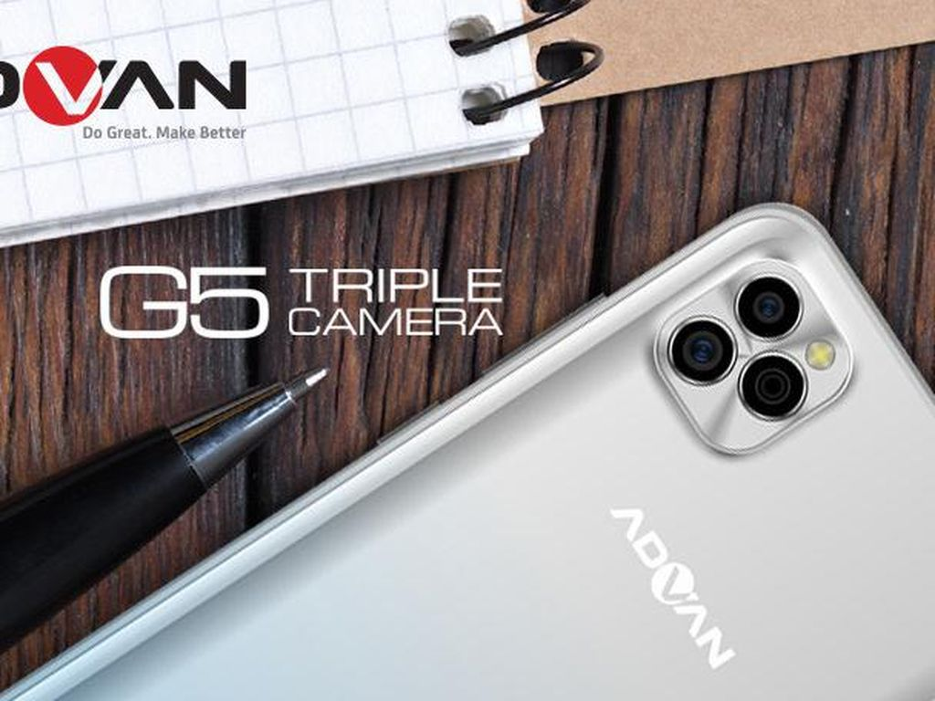 5 Keunggulan Smartphone Rp 1 Jutaan dengan 3 Kamera