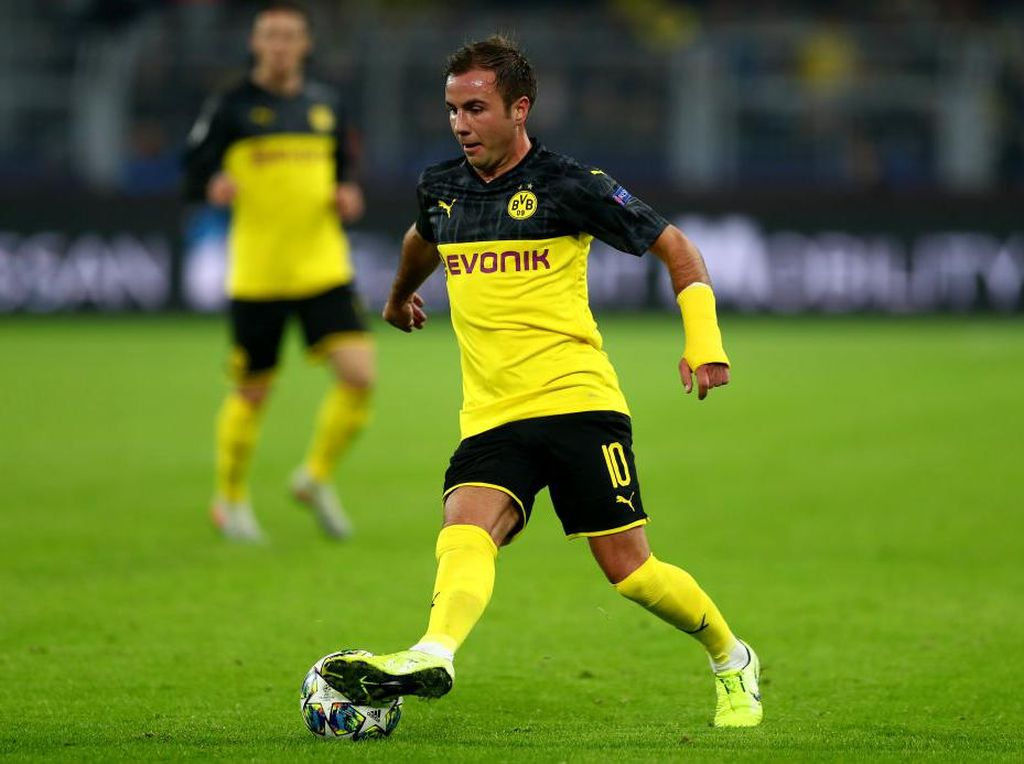 Ayo ke Premier League, Goetze