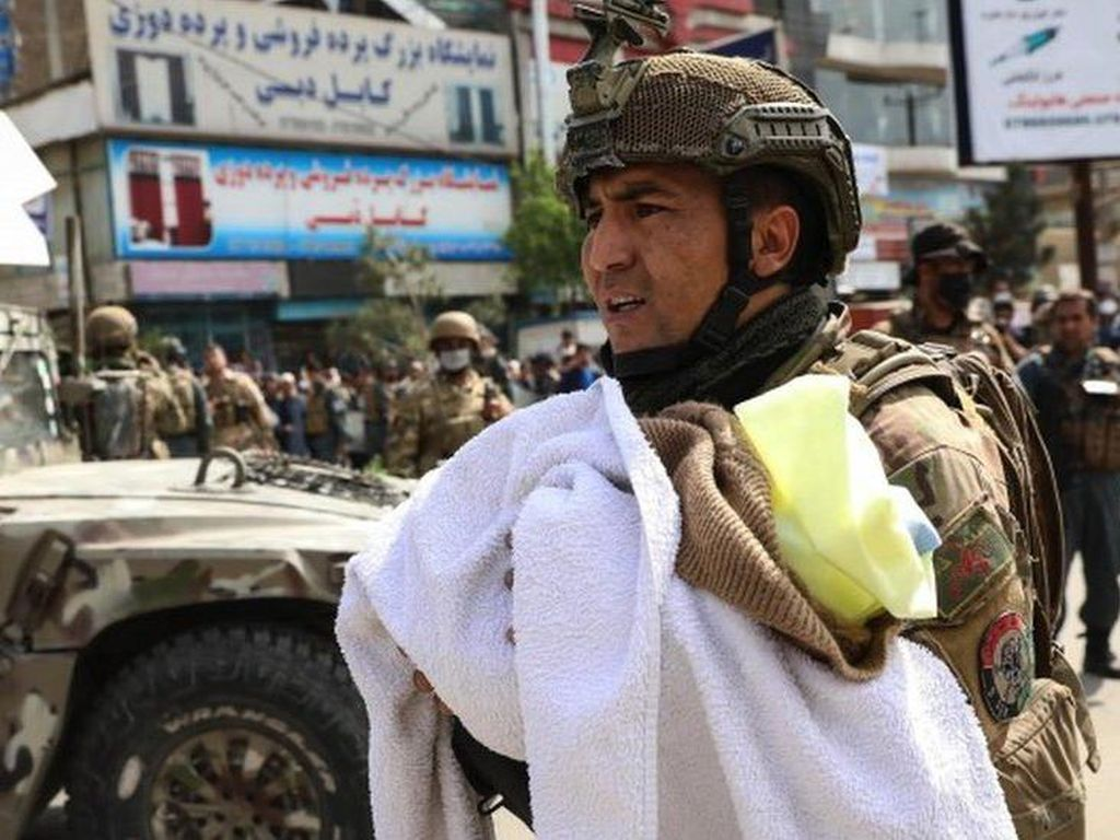 2 Bayi dan Sejumlah Perawat Tewas Akibat Serangan di RS Afghanistan