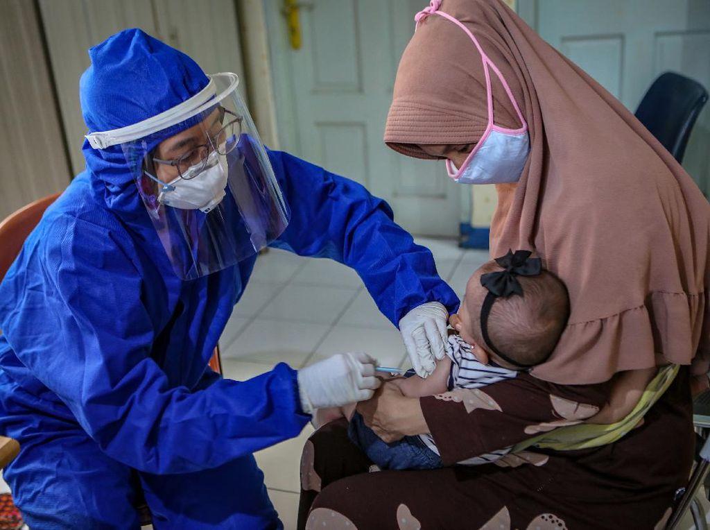 Ingatkan Pentingnya Imunisasi, IDAI: Jangan Sampai Double Outbreak