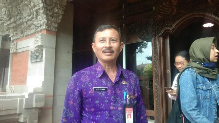 Kepala Dinas Pariwisata Bali Putu Astawa