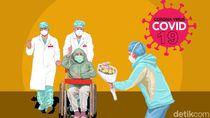 Positif Corona, Bumil di Parepare Lahirkan Bayi Prematur Lewat Operasi Caesar