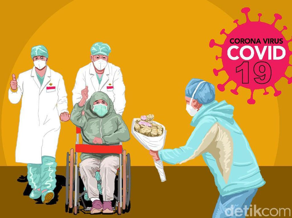 Jubir Gugus Tugas Simalungun Beserta Istri dan 3 Anaknya Sembuh dari Corona