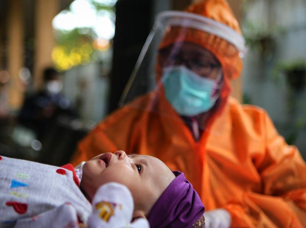 Kemenkes: Anak Tidak Imunisasi Sama Bahayanya dengan Tertular Corona