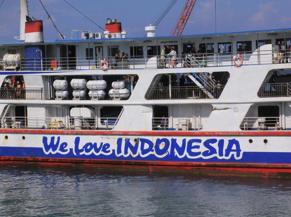 Sempat Masuk Black List, Kapal Indonesia Kini Masuk Kategori Grey List