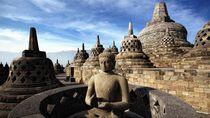 Catat! Ini Aturan Main Terbangkan Drone di Candi Borobudur