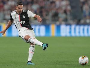 Juventus Resmi Pinjamkan Mattia De Sciglio ke Lyon