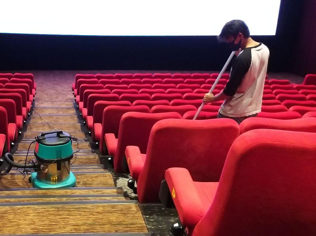 Kalau Bioskop Tak Jadi Dibuka 29 Juli, Pegawainya Harus Apa?