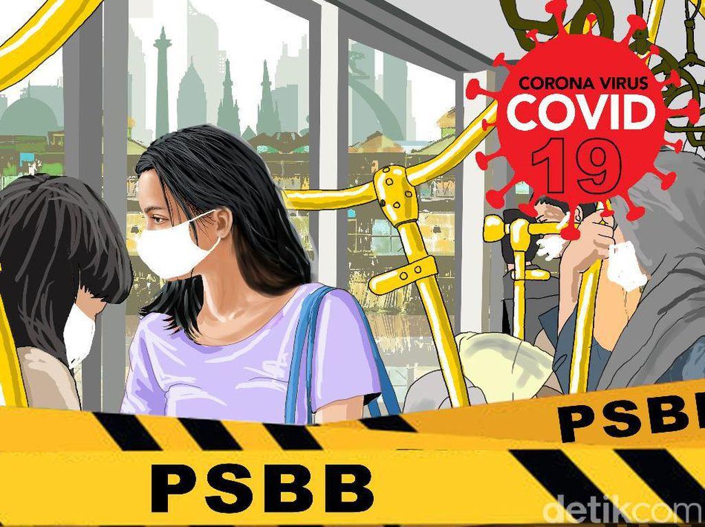 Jakarta PSBB Lagi, Pengusaha Muda: Saya Harap Ini Terakhir!