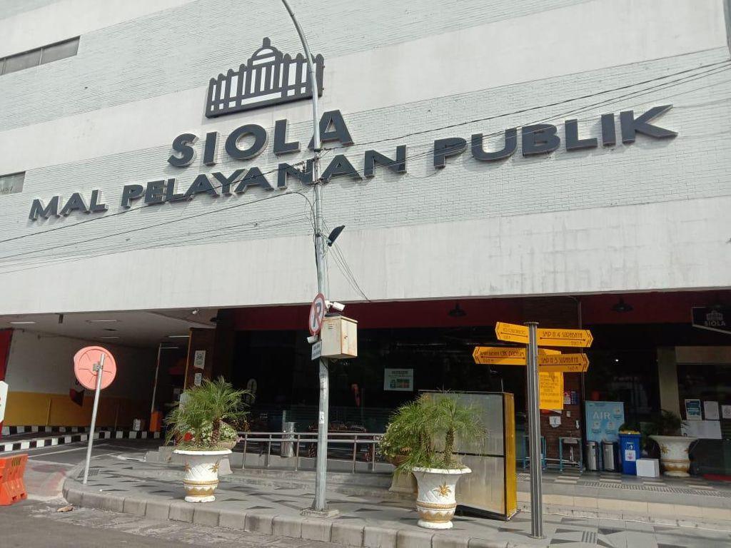 2 Positif dari 16 Pegawai Reaktif, Kantor Disbudpar Surabaya Tutup Sementara