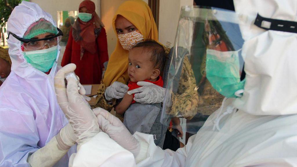 Begini Proses Imunisasi di Tengah Pandemi