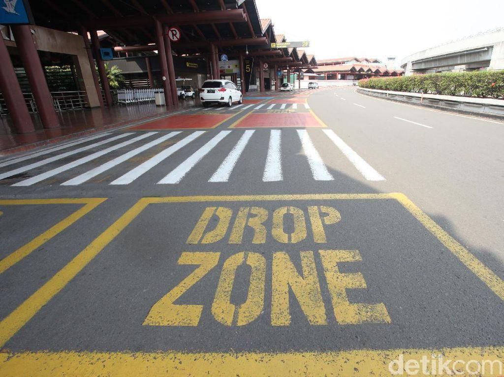 Besok Habib Rizieq Pulang, Begini Antisipasi Bandara Soetta