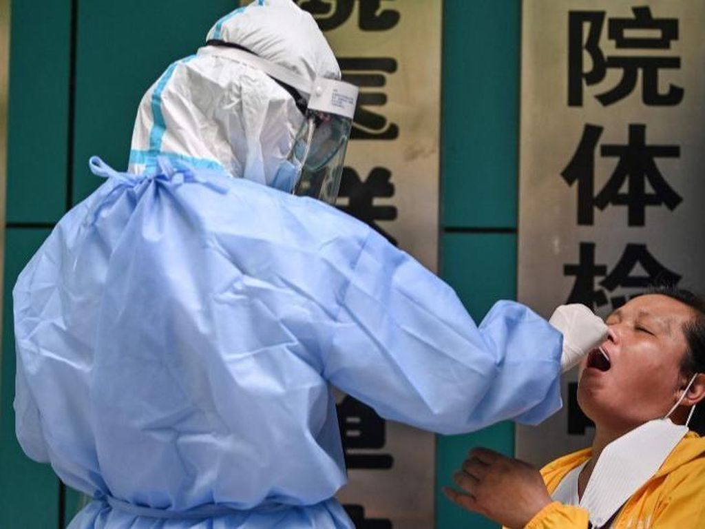 Khawatirnya China, Kasus Kematian COVID-19 Pertama Muncul Setelah 8 Bulan