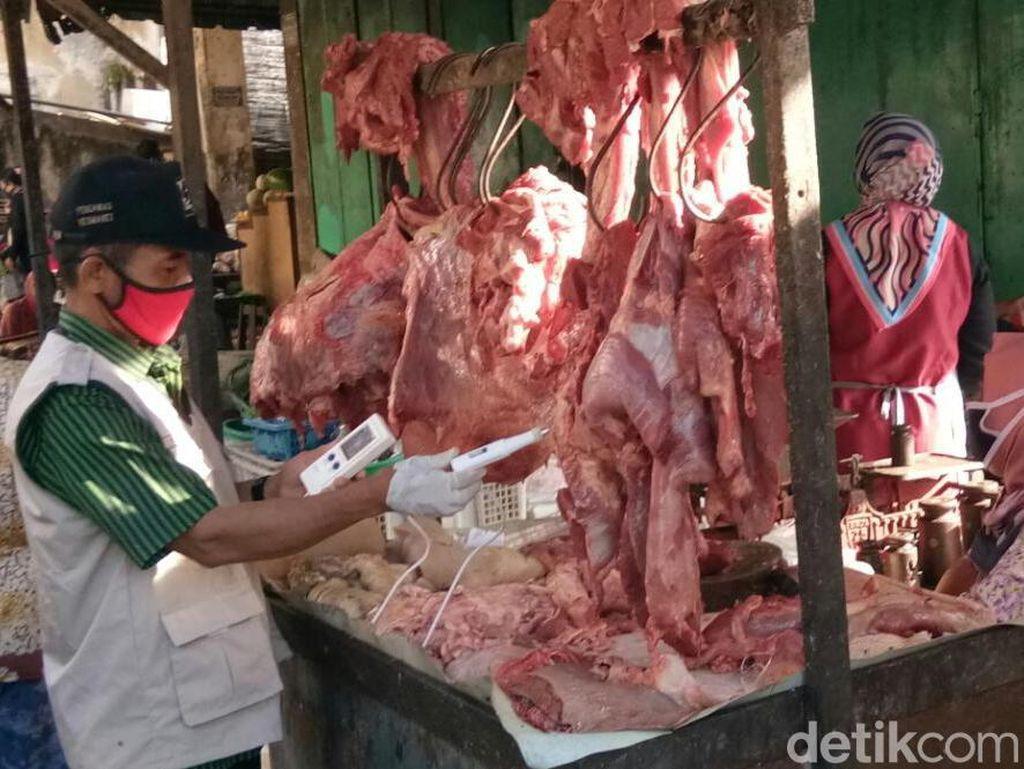 Razia Daging Oplosan, Petugas Malah Temukan Semi-glonggongan di Klaten