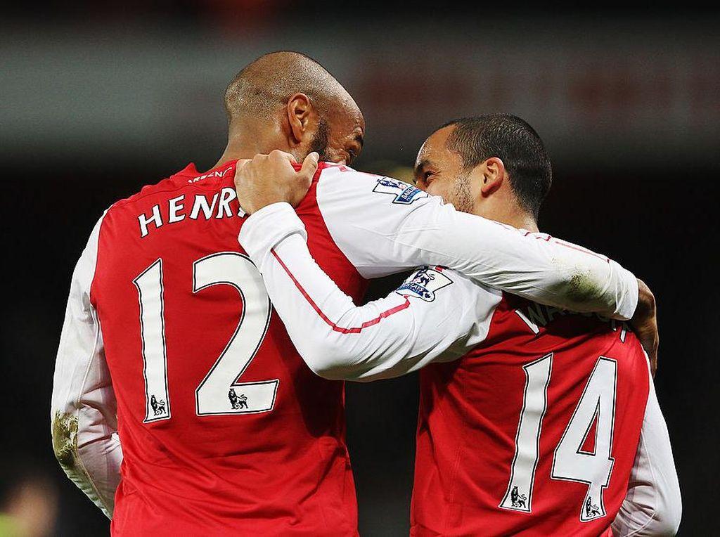 Cerita Serba 12 Thierry Henry di Awal 2012