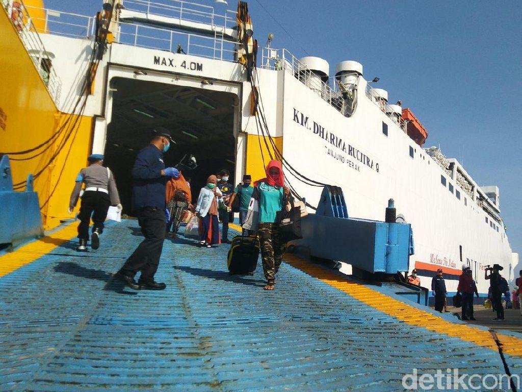 181 TKI dari Malaysia Tiba di Semarang, Gelombang Berikutnya Menyusul