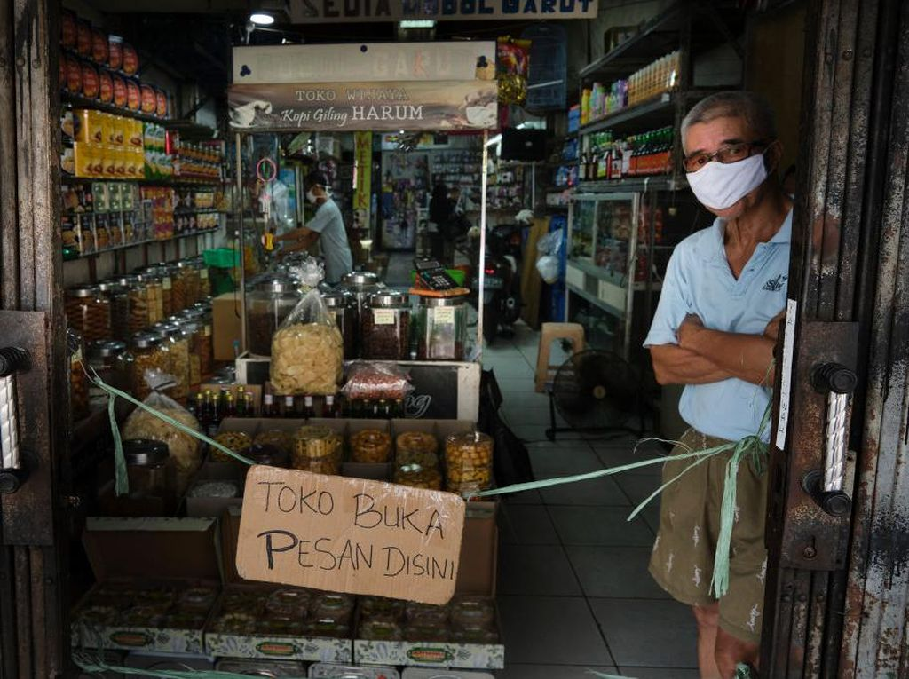 10 Wilayah Indonesia dengan Penambahan Kasus Corona Terbanyak 25 Mei