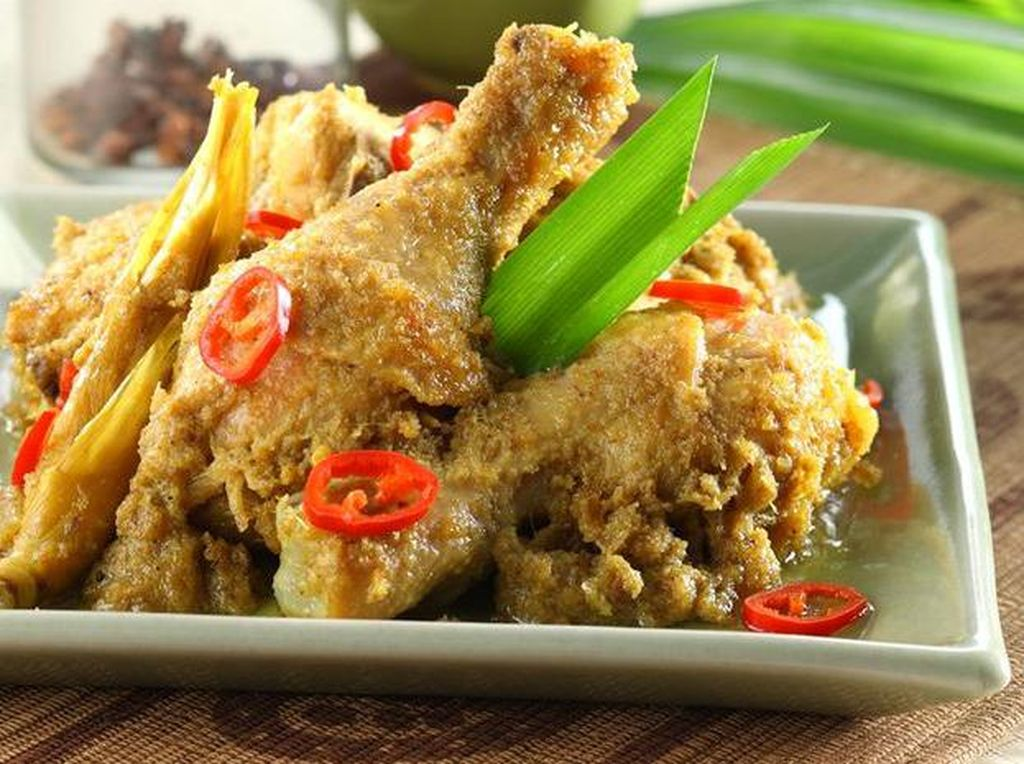 Ini Keunikan Ayam Gagape yang Jadi Menu Lebaran di Makassar