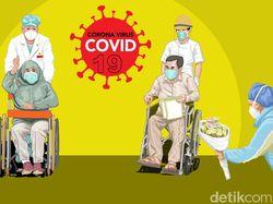 Ada 523 Pasien Corona Sembuh pada 30 Mei, Ini Sebarannya