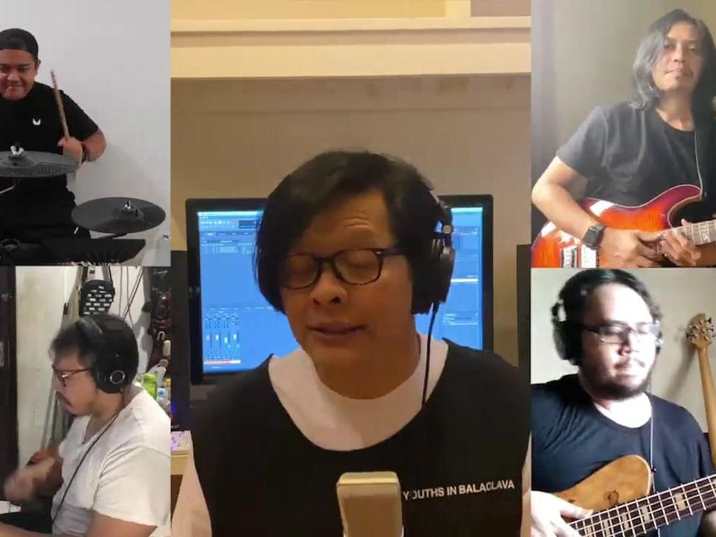 Armand Maulana Putar Video Klip Lagu dari Rumah di Armand MauKonser