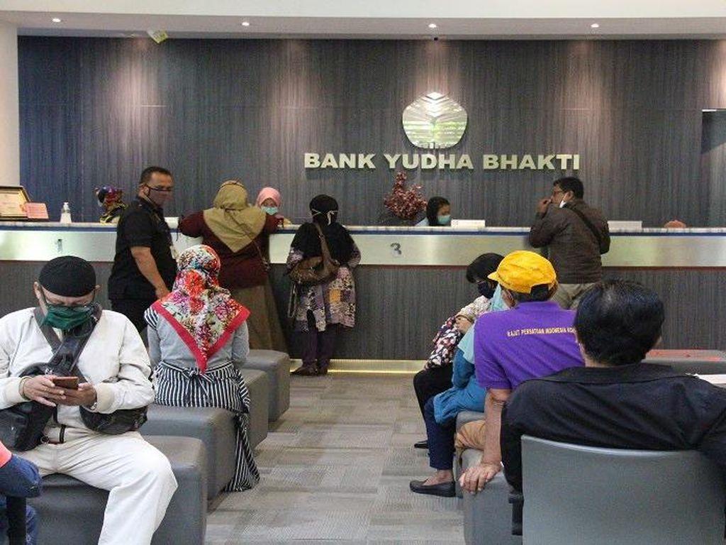 Bank Yudha Bhakti Bayarkan THR Pensiunan di Tengah Pandemi COVID-19