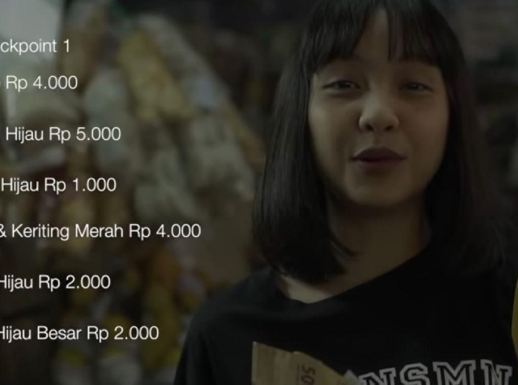 Modal Rp 50 Ribu, Pasangan Muda Ini Tunjukkan Bisa Makan Enak