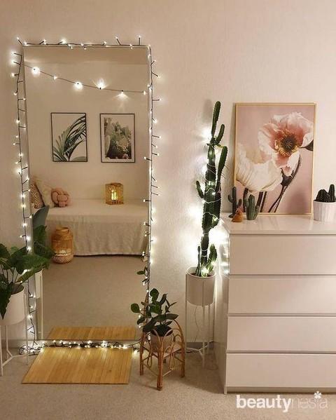Tips Dekorasi Kamar Tidur Aesthetic ala Pinterest