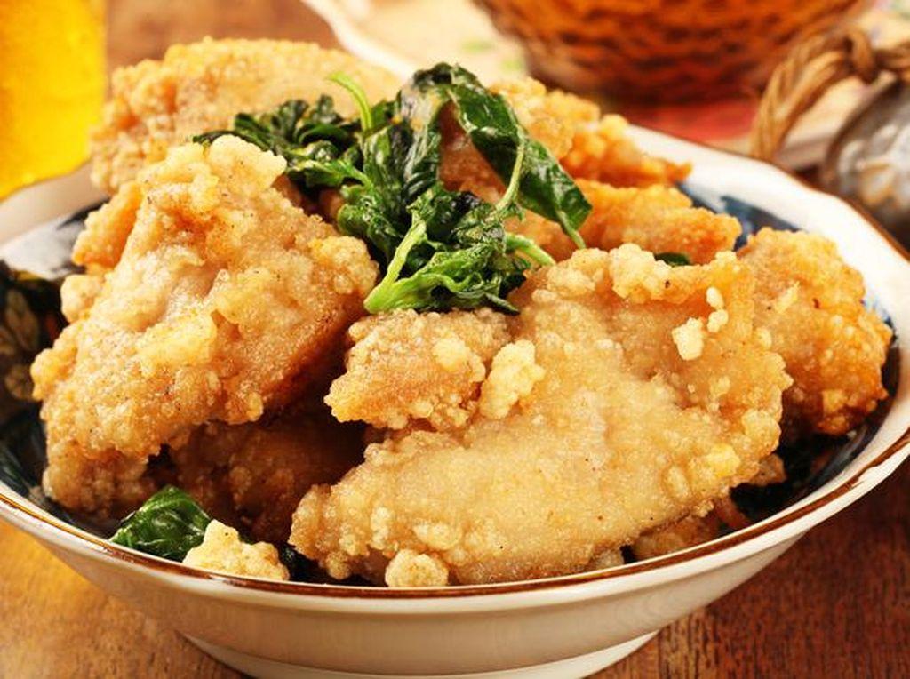 Resep Ayam Goreng Taiwan yang Krispi Gurih