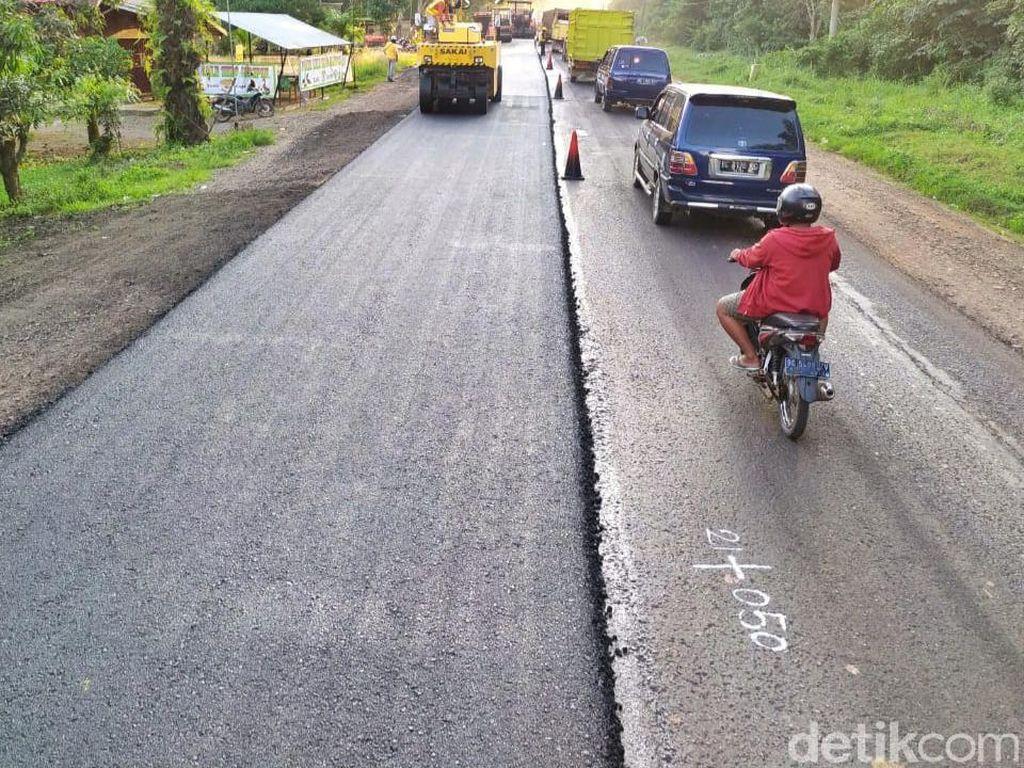 PUPR Gelontorkan Rp 916 M buat Perawatan Jalan Lintas Timur Sumatera