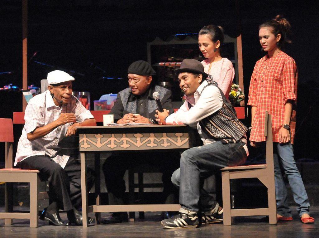 #NontonTeaterDiRumahAja Hadirkan Musikal Beta Maluku