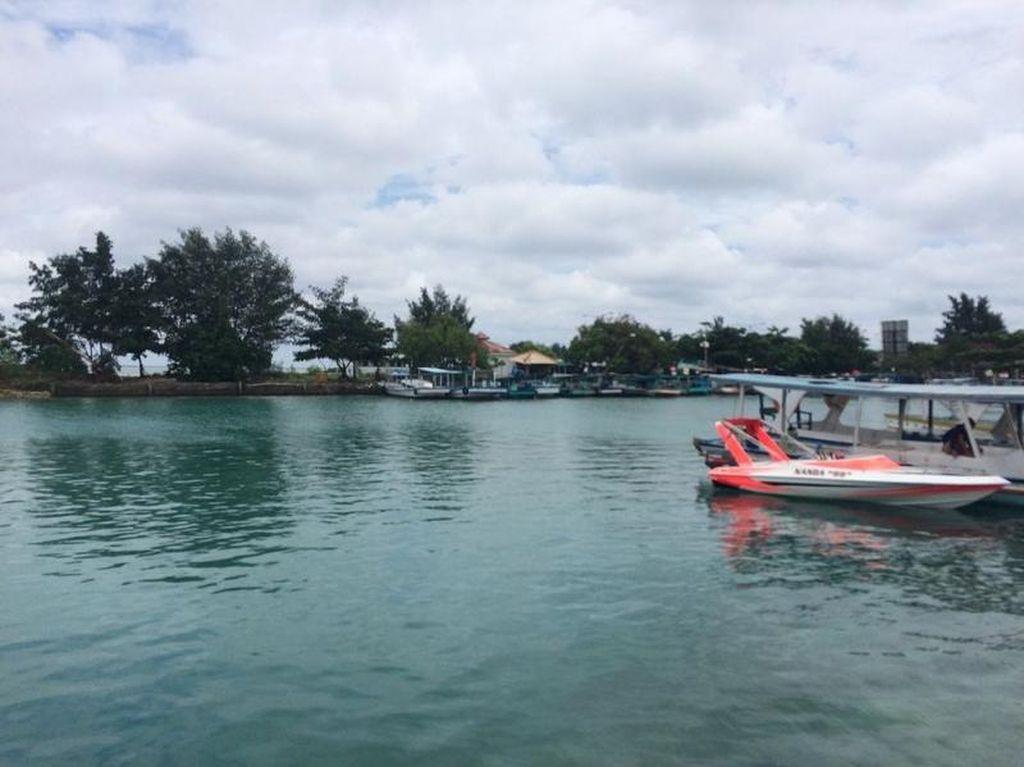 Warga Kepulauan Seribu Dirawat 51 Hari di RS Wisma Atlet Akhirnya Pulang