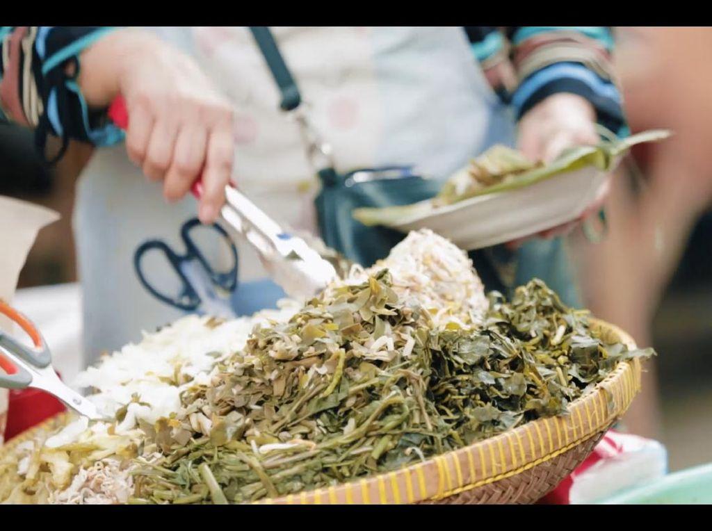 Kangen dengan Pecel Sayur di Pasar Baru?