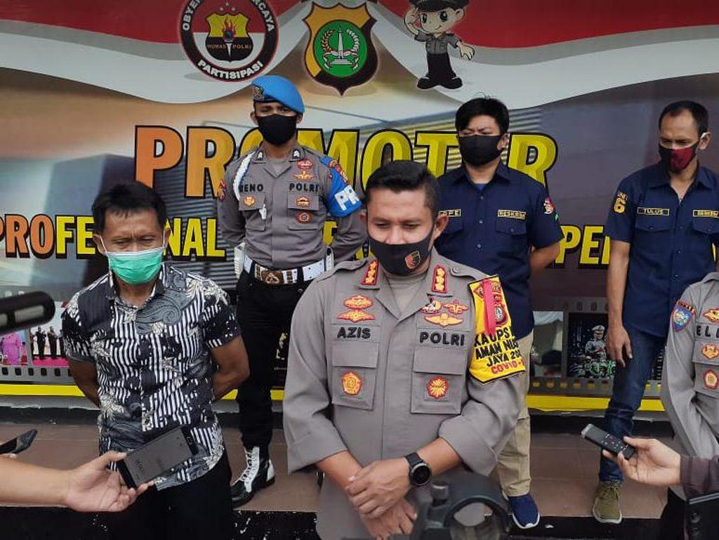 Bentrok Dua Kelompok Ormas di Depok, 10 Orang Ditangkap Polisi